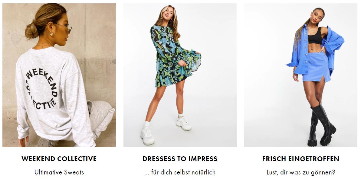 Mit ASOS Gutschein Mode günstiger shoppen