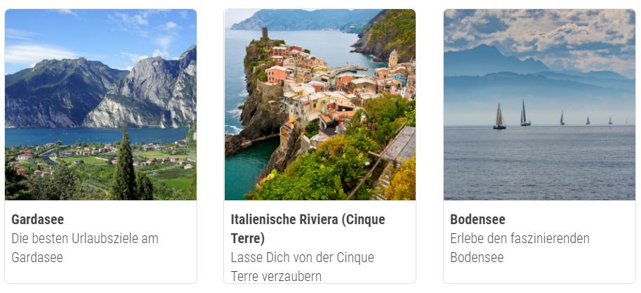 Tolle Reiseziele mit Flixbus Rabatt günstiger entdecken