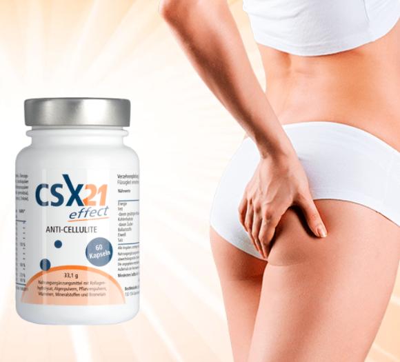 Cellulite bekämpfen mit CSX21 Rabattcode