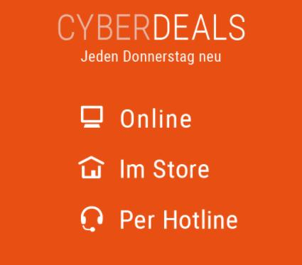 Die Deals bei Cyberport