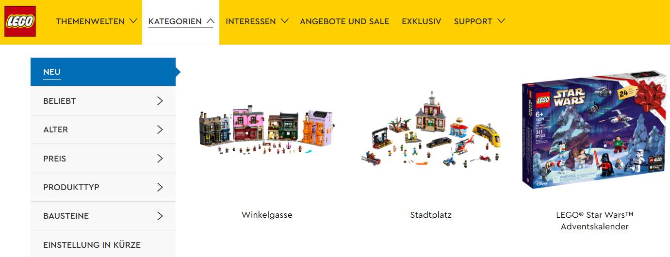 Mit dem LEGO Rabattcode beim Shoppen sparen