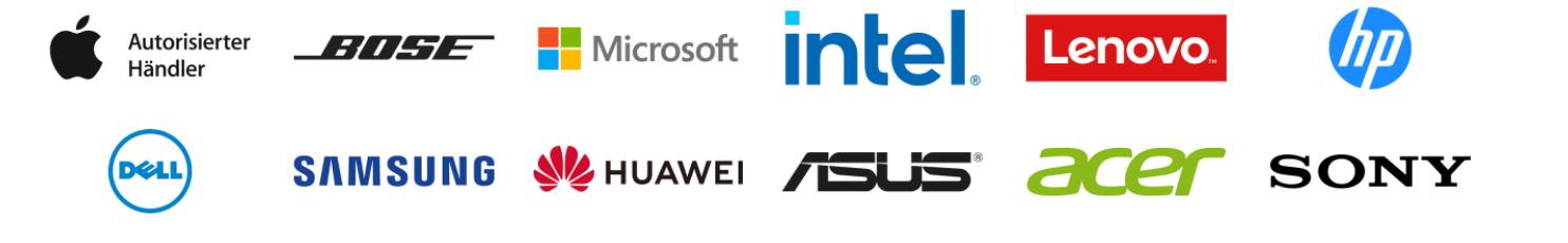 Die Partner von Cyberport