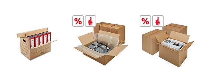 Verpackungen aller Art mit Ratioform Gutschein bestellen