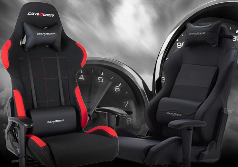 Gamingstühle bei DXRacer mit Gutschein günstiger kaufen