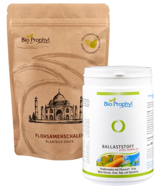 Nahrungsergänzungsmittel bei Bioprophyl mit Rabatt kaufen