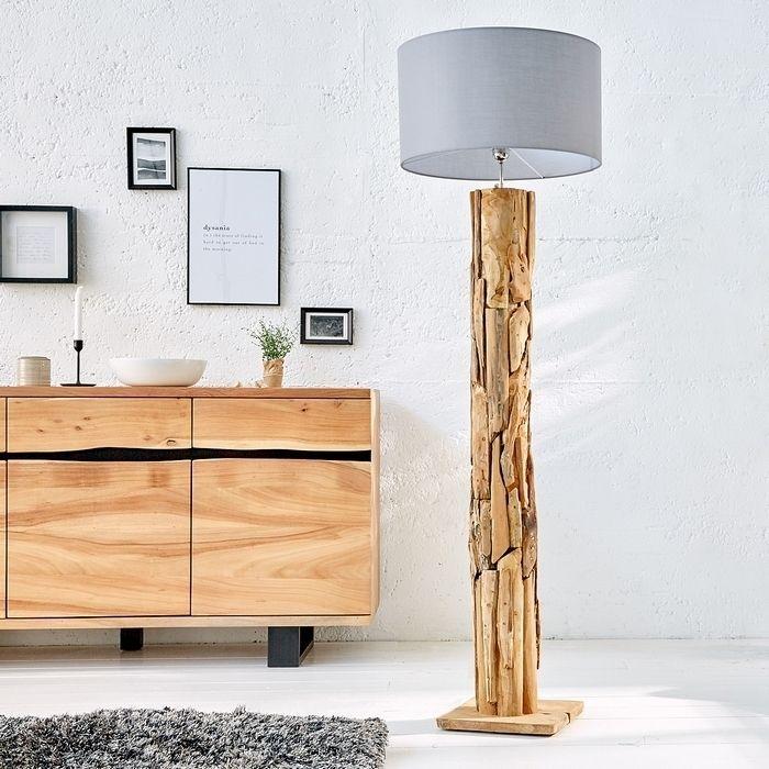 Schicke Treibholzlampe zum günstigen Preis mit cague Gutscheincode kaufen