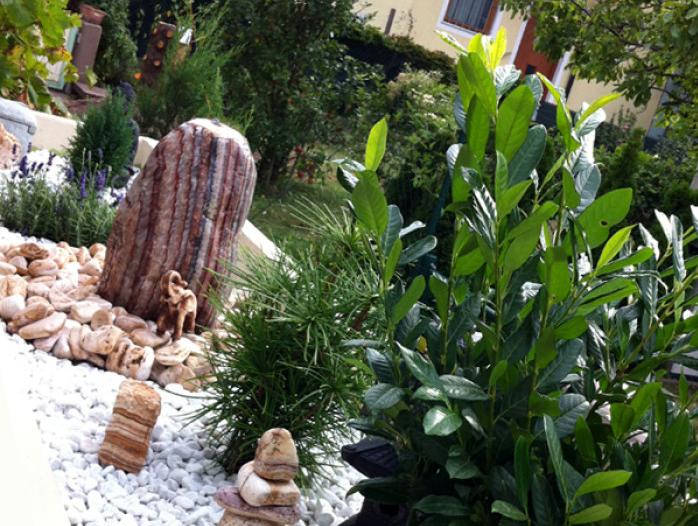 Mit Gartenbrunnen Rabatt sparen
