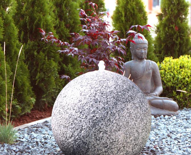 Gartenbrunnen Gutschein sichern und sparen